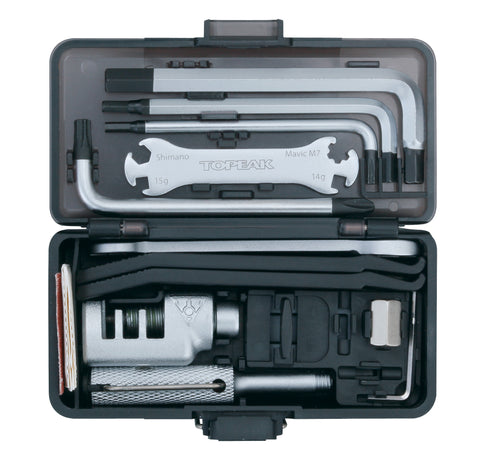 SURVIVAL GEAR BOX W/ CLAMP (TT2543)