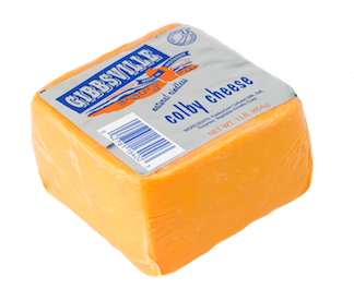 Gibbsville Colby Cheese at GiftBaux.com