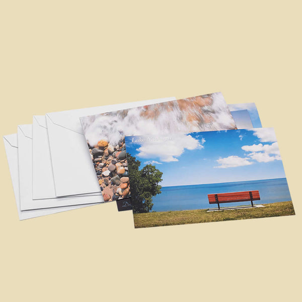 SHEBOYGAN NOTE CARDS (4 PACK)