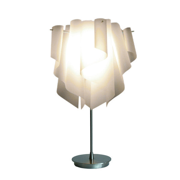 Auro Table Lamp - White