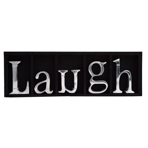 """Laugh"" in a Gift Box"