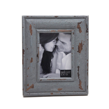 Grey Vintage Wood Frame