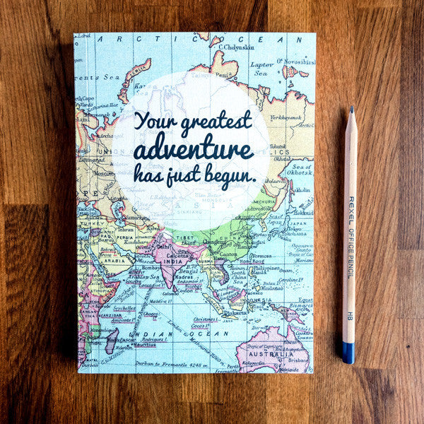 'Greatest Adventure' Journal