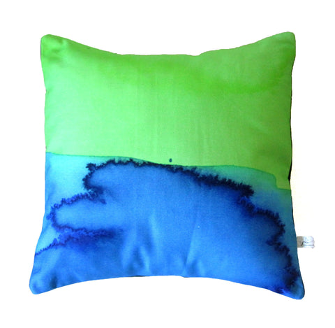 Lagoon Cushion