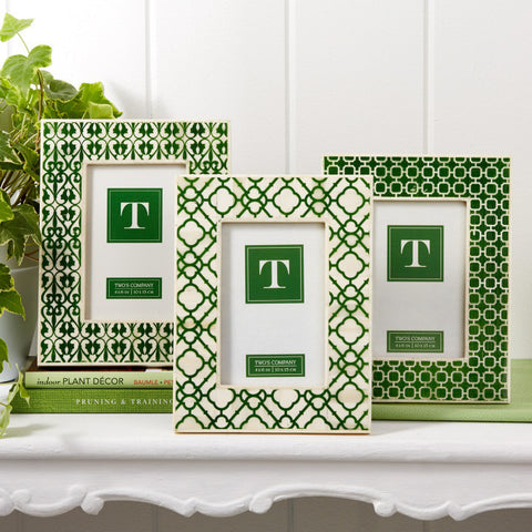 Garden Gates Photo Frames