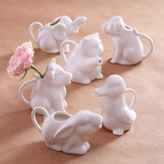 Animal Kingdom Pitcher- set of 6 Assorted