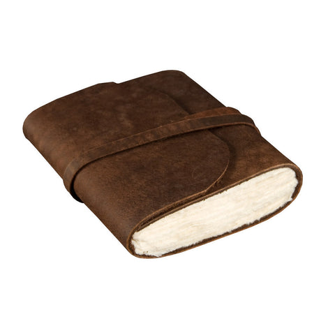 Pocket Leather Journal