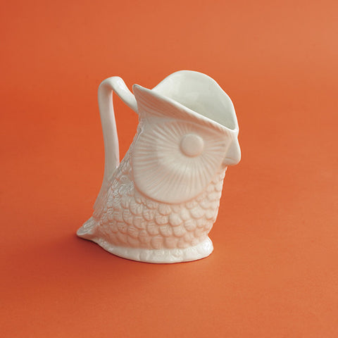Owl Pitcher- Small