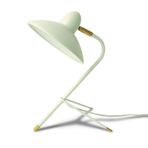 Arles Desk Lamp, White