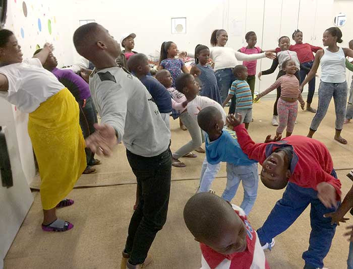 Dance Education Expression Youth Programme South Africa