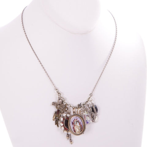 Antique Locket Necklace