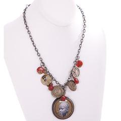 Rose Child Necklace