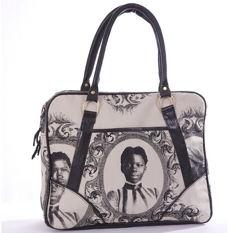 Handbag - The Beauty of African Women