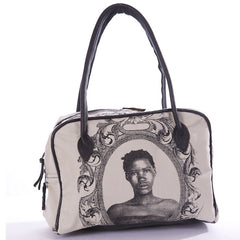 Handbag Tote - The Beauty of African Women