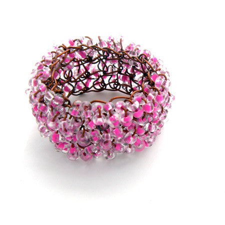 Beaded Rings by Wired Women