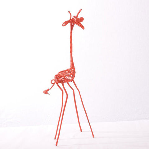 Earphone Wire Giraffe