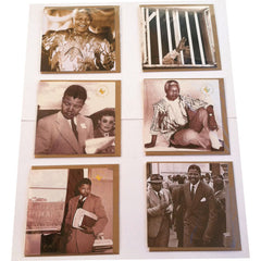 Nelson Mandela Greeting Cards Set