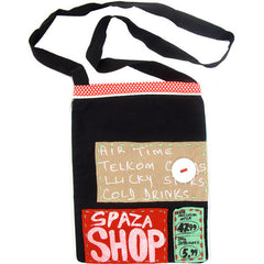 Spaza Shop Handbag by Yda