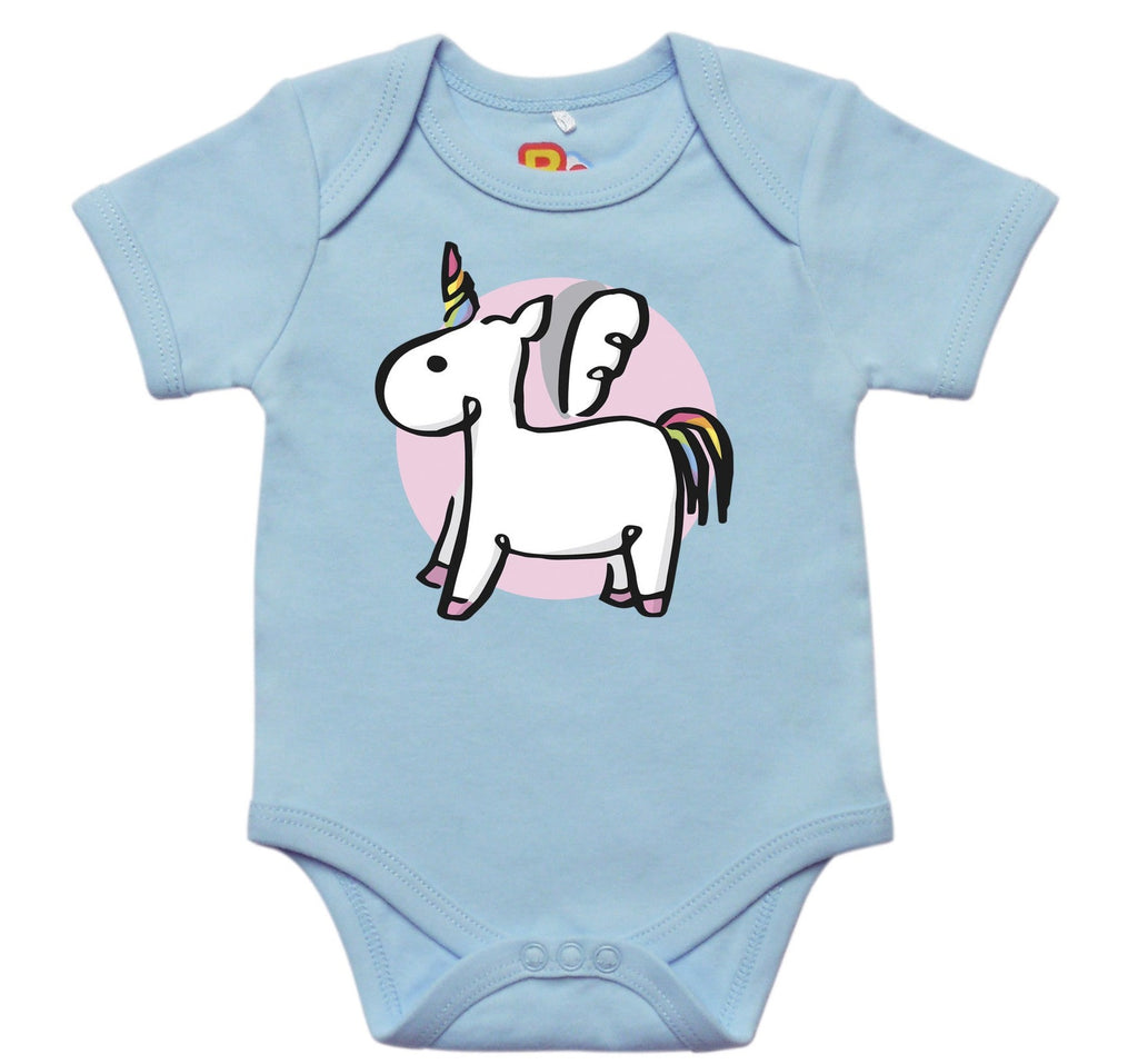Magical Unicorn Baby Bodysuit