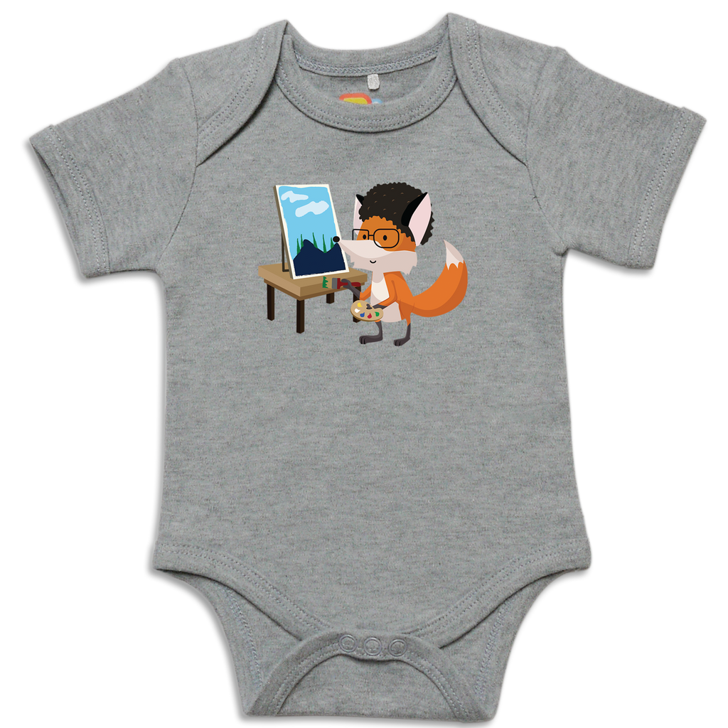 Bob Fox Baby Bodysuit