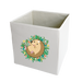 Spring Hedgehog Storage Bin