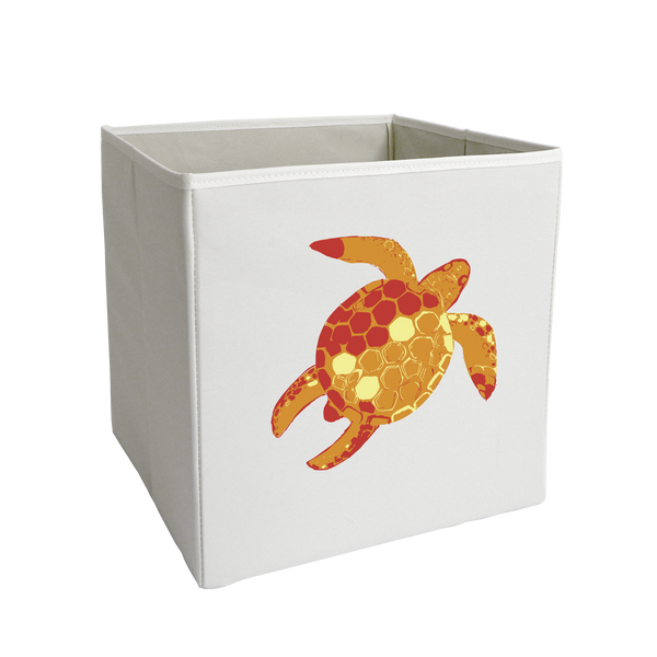 Contemporary Turtle Storage Bin