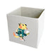 Baseball Dog Storage Bin