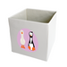 Gertie and Portia Storage Bin