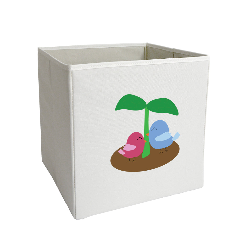 Bird Sprout Storage Bin