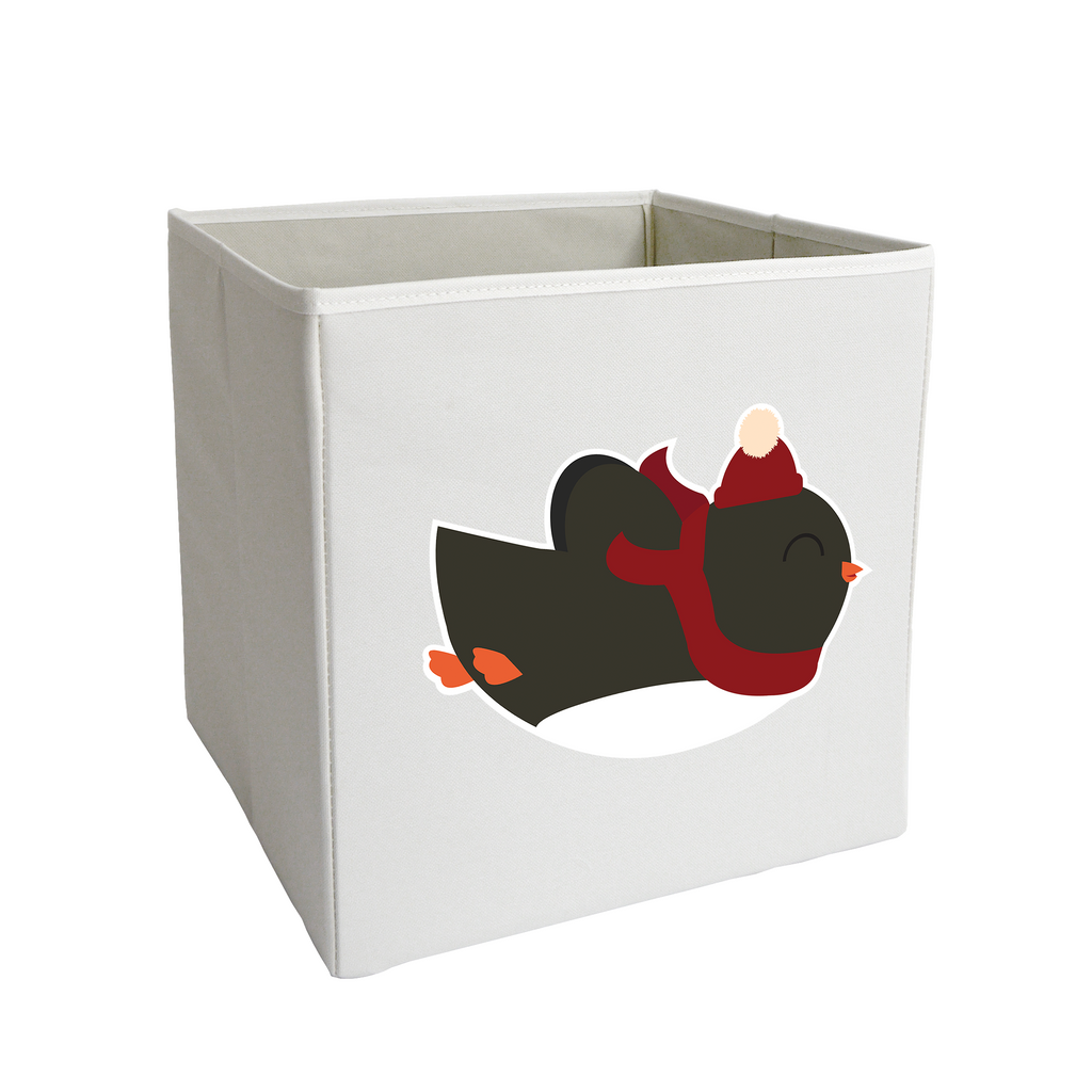 Penguin Slide Storage Bin