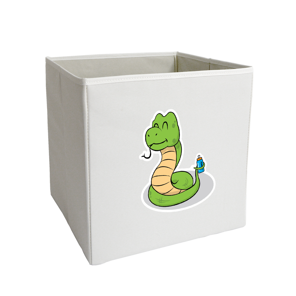 Baby Bottle Snake Storage Bin