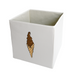 Chocolate Icecream Storage Bin