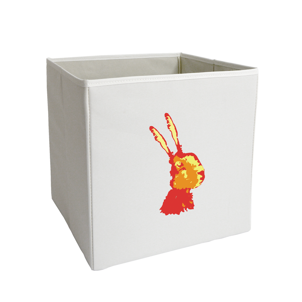 Contemporary Rabbit Storage Bin