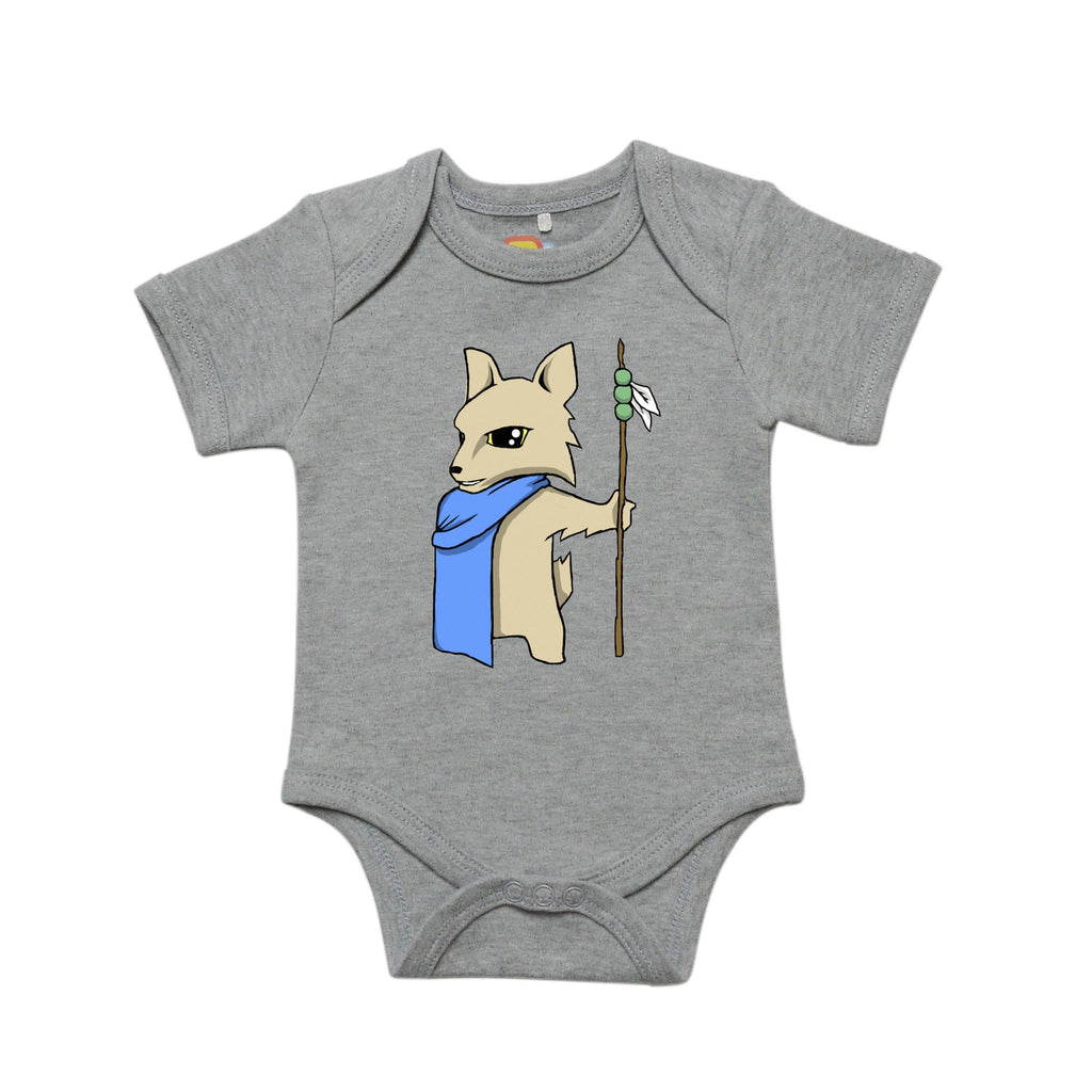 Chief Coyote Baby Bodysuit
