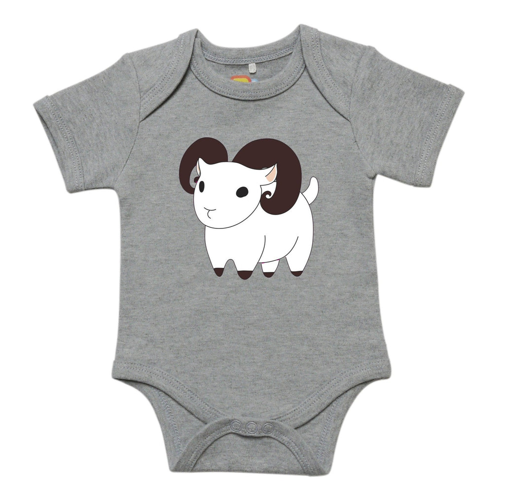 Little Goat Baby Bodysuit