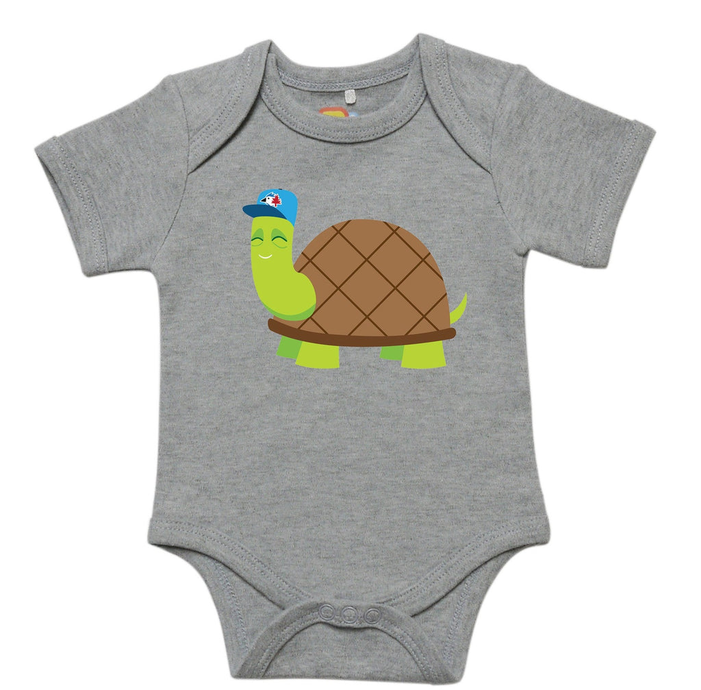 T-dot Turtle Onesie