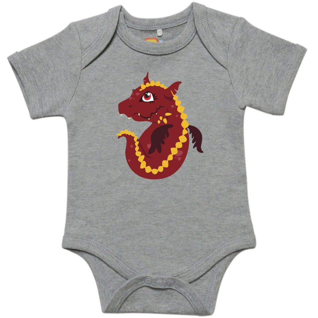 Ferocious Fire Dragon Onesie