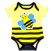 Happy Bee Onesie