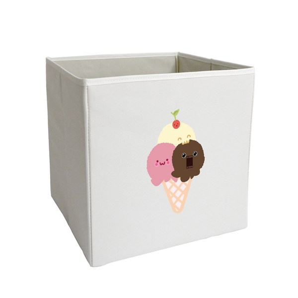 Ice Cream Storage Bin
