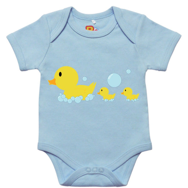 Rubber Duckies Onesie
