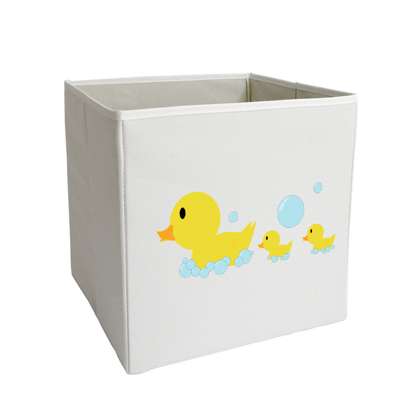 Rubber Duckies Storage Bin