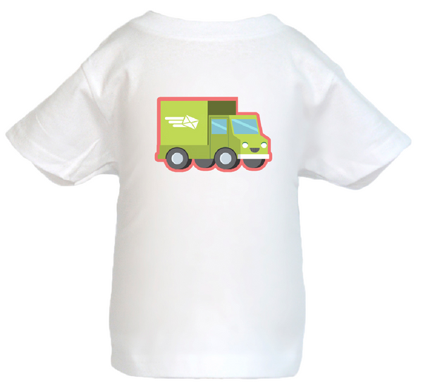 Delivery Truck T-Shirt