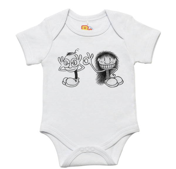 Koo and Boo 1 Baby Bodysuit