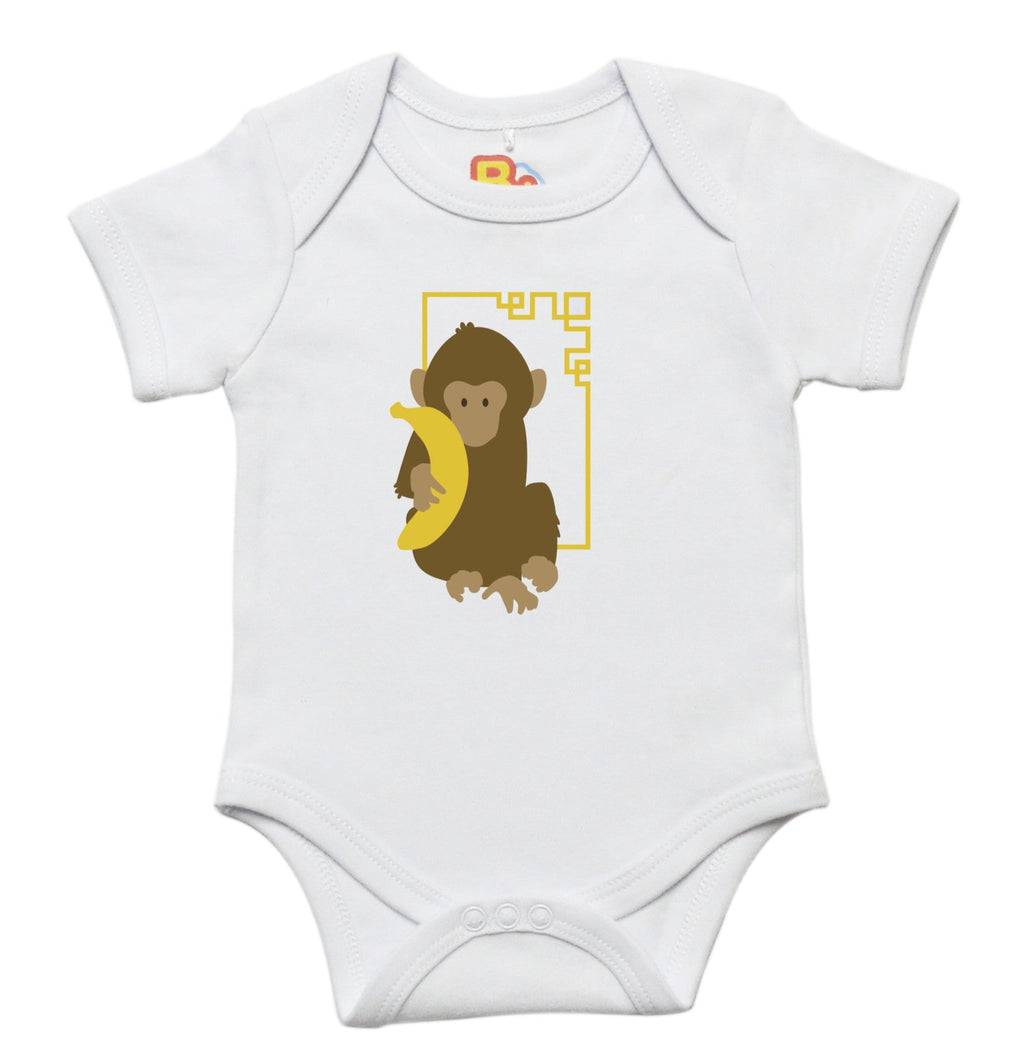 Monkeying Around Onesie