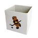 Bear and Hockey Storage Bin