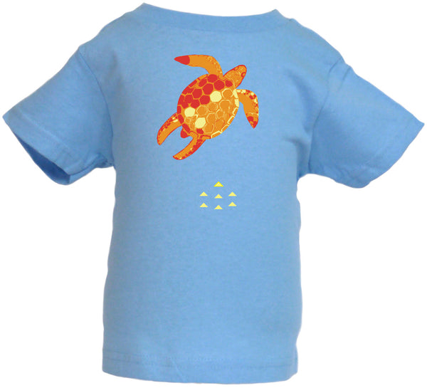 Contemporary Turtle T-Shirt