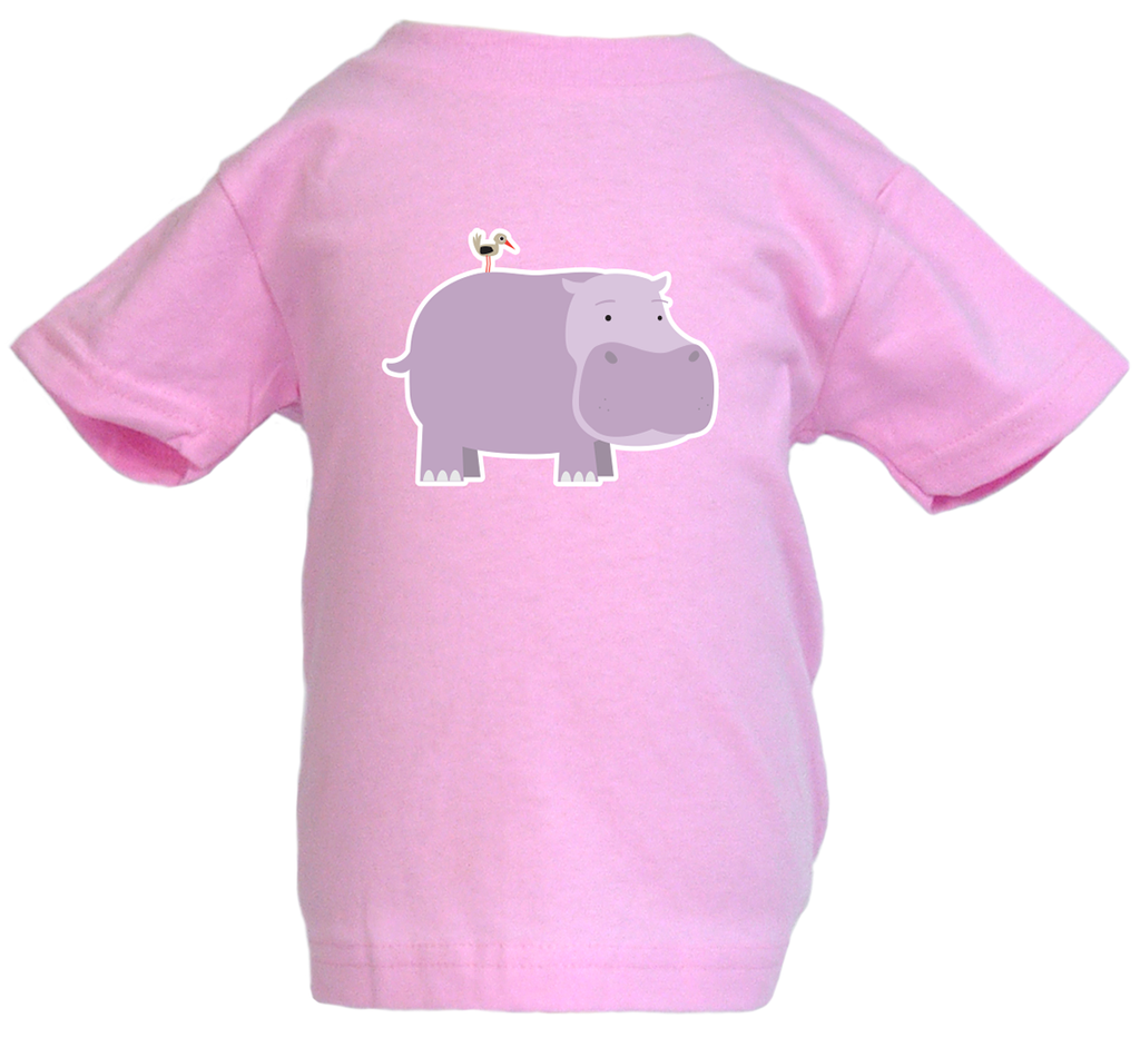 Hippo and Friend T-Shirt