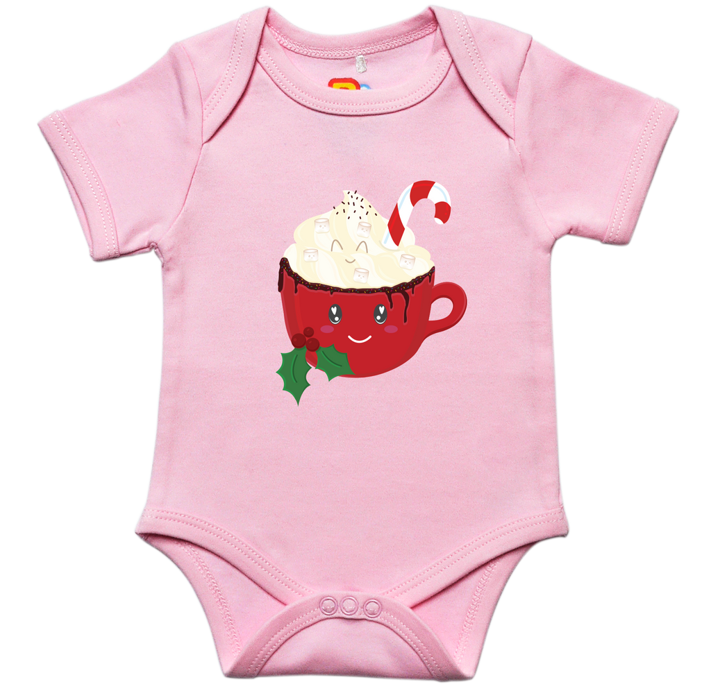 Hot Coco Baby Bodysuit