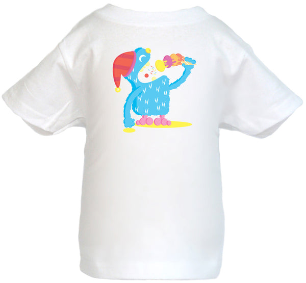 Ice Cream Yeti T-Shirt