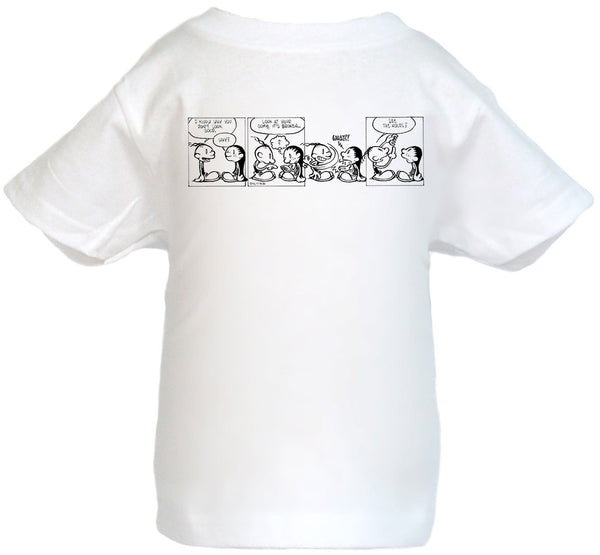 Koo and Boo Comic Strip 10 T-Shirt